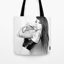 Fixated Tote Bag