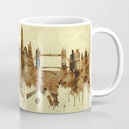 London England Cityscape Coffee Mug