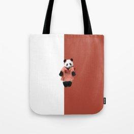 Japanese panda Tote Bag