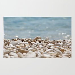 Catch the light - Beach Sea Ocean Summer Rug