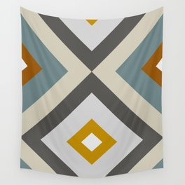 Mid West Geometric 04 Wall Tapestry