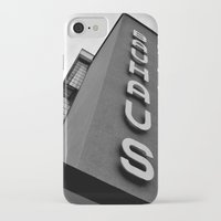bauhaus iPhone & iPod Cases featuring bauhaus by Nat Alonso