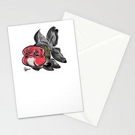 Oranda Goldfish Stationery Cards