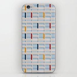 S04-2 - Facade Le Corbusier iPhone Skin