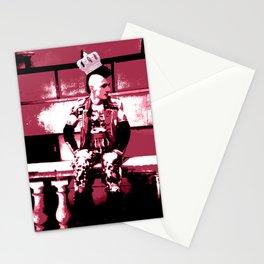 Rock Star Stationery Cards