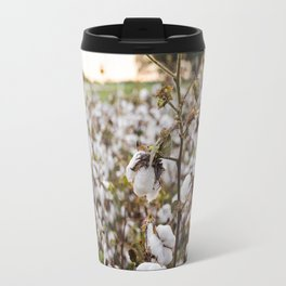 Cotton Field 3 Travel Mug