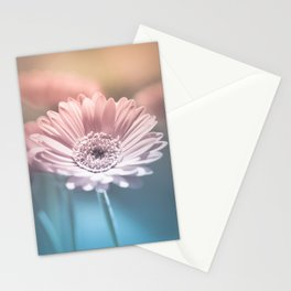 Pastel Gerbera Stationery Cards