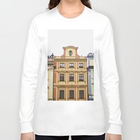 prague Long Sleeve T-shirts featuring Prague   by Kameron Elisabeth