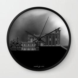 HexArchi - Portugal, Tomar, Convento de Cristo Wall Clock
