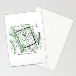 Earthworks at Cedar Bank Stationery Cards