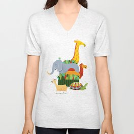 Pet Sounds / Zoo Fun Unisex V-Neck