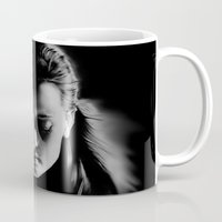 sin city Mugs featuring Sin City by ClaM