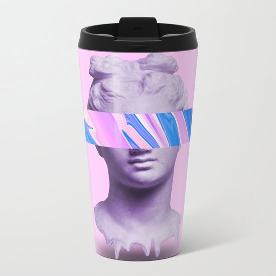 Gorgeous Metal Travel Mug