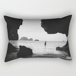 Shallows Rectangular Pillow