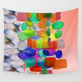Wind Rattle Wall Tapestry
