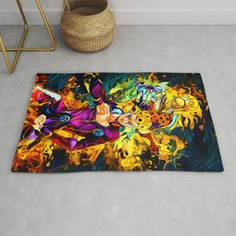 Gold Experience Rug