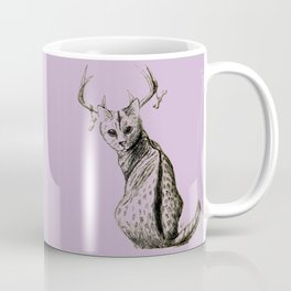 Kitty... deer...? Coffee Mug
