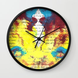 Wilde Creature Wall Clock