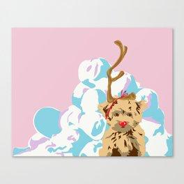Merry Grinchmas Canvas Print