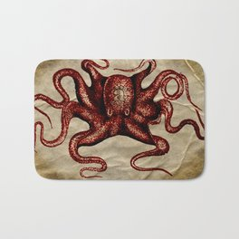 ä Octopus  Bath Mat