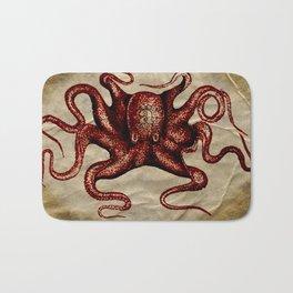 ä Octopus  Bath Mat