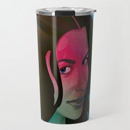 Classy- Evangeline Lilly Travel Mug
