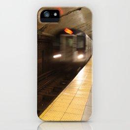 Go Go Go! iPhone Case