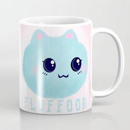Introducing Fluffoon The Cutest Fluff In The World Coffee Mug