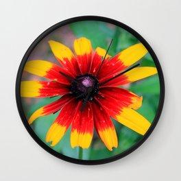 Gloriosa Daisy Wall Clock