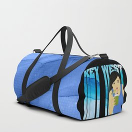 Drink Up in Key West Duffle Bag