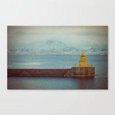 Harbourside Canvas Print