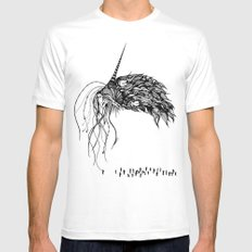 The Eldritch MEDIUM Mens Fitted Tee White
