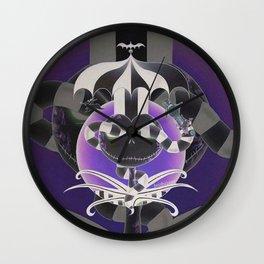 BeetleJack invert Wall Clock
