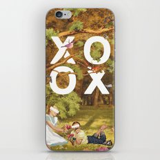 Oh, xoxo... iPhone & iPod Skin