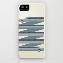 Stretched Out  iPhone Case