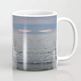 Boy and the Silver Sea Coffee Mug