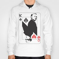 house of cards Hoodies featuring House Of Cards by capperflapper