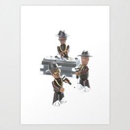toy 4 Art Print