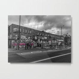 East End London Metal Print