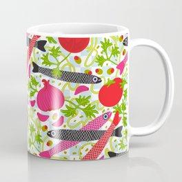 PASTA CON MOLLICA DI PANE Pattern Coffee Mug