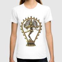 shiva T-shirts featuring Shiva by Aurapim Vorasopan