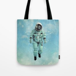crystallization 3 Tote Bag