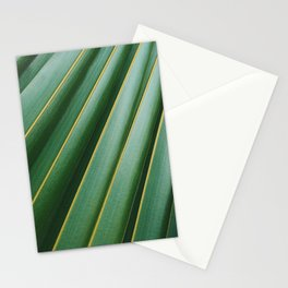 PALM LEAF Texture Stationery Cards