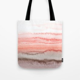 WITHIN THE TIDES CORAL DAWN Tote Bag