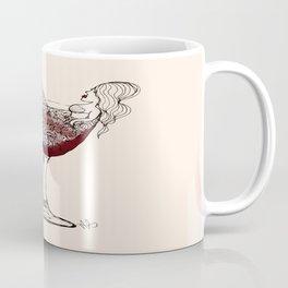 Merlotmaid Coffee Mug