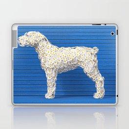 Daisy Dog Laptop & iPad Skin