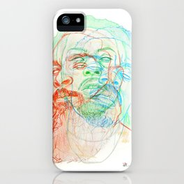 The Glorious Dead iPhone Case