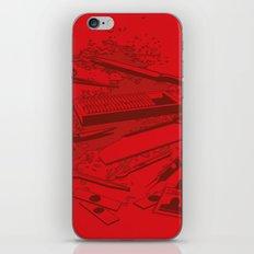 Serial Killer Toolbox iPhone & iPod Skin