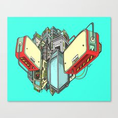 Industry Canvas Print