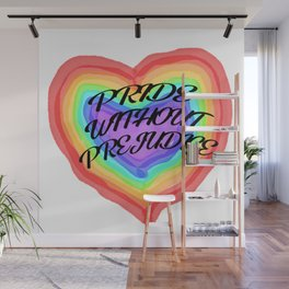Pride Without Prejudice Wall Mural